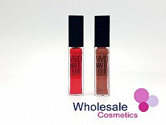 24 x Maybelline Vivid Matte Liquid Lip Gloss - ASSORTED