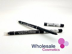 12 x L'Oreal Infallible Retractable Eyeliner - 303 Shimmer Black