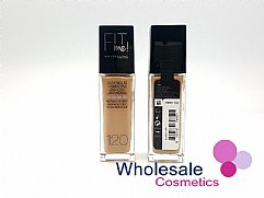 12 x NEW Fit Me Luminous & Smooth Foundation - 120 Classic Ivory