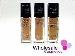 12 x NEW Fit Me Luminous & Smooth Foundation - ASSORTED