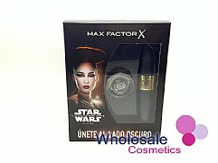 6 x Max Factor False Lash Mascara & Excess Shimmer Eyeshadow Set - Onyx