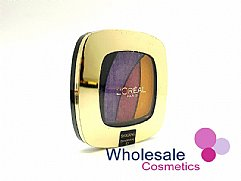 24 x L'Oreal Color Riche Quad Luminous Eyeshadows - S3 Disco Smoking