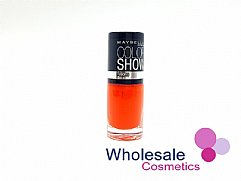 24 x Maybelline Colorshow Neons - 191 ORANGE FIX