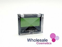 24 x Maybelline Eye Studio Mono Eye Shadows - 540 Intense Green
