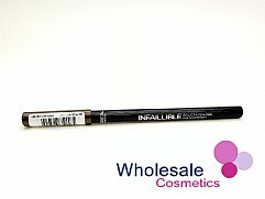 24 x L'Oreal Infaillible 24HR Waterproof Gel Crayon - 08 Rest In Kaki