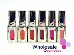 24 x L'Oreal Color Riche Extraordinaire Lip Gloss - ASSORTED