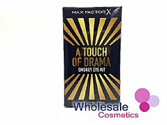 6 x Max Factor A Touch Of Drama Smokey Eye Kit