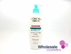 6 x L'Oreal Nutrilift Anti-Dryness 24Hr Firming Lotion 400ml