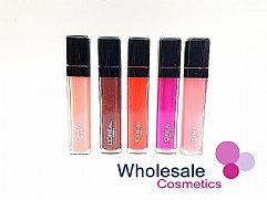 30 x L'Oreal Infallible Mega Gloss Lip Gloss - ASSORTED