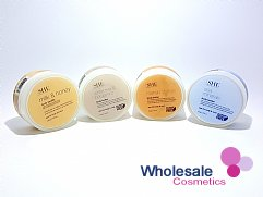 12 x Om SHE Aromatherapy Body Souffle & Butter - ASSORTED