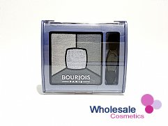 12 x Bourjois Smoky Stories Quad Eyeshadow - 03 I Love Blue
