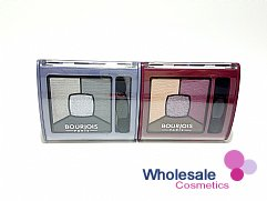 24 x Bourjois Smoky Stories Quad Eyeshadow - Assorted