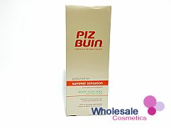 6 x Piz Buin Summer Sensation Body Aloe Vera 200ml