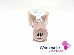 10 x Maybelline Dream Flawless Nude Foundation - 30 Sand