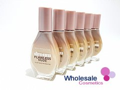 15 x Maybelline Dream Flawless Nude Foundation - ASSORTED