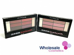 12 x Maybelline Color Drama Lip Contour Palette - ASSORTED