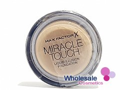 12 x Max Factor Miracle Touch Face Compact - 045 Warm Almond