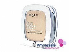 12 x L'Oreal True Match Super Blendable Powder - Rose Ivory