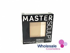 12 x Maybelline Master Sculpt Contouring Duo - 02 Medium/Dark