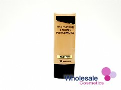12 x Max Factor Lasting Performance Touch Proof Foundation - 108 Honey Beige