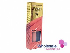 12 x Max Factor LipFinity Lip Colour - 006 Always Delicate