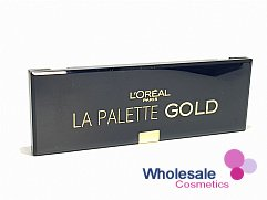 12 x L'Oreal Color Riche La Palette Gold Eyeshadow