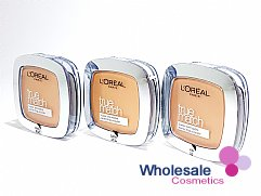 12 x L'Oreal True Match Super Blendable Perfecting Powder - Asorted