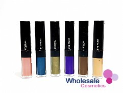 24 x L'Oreal Paris Infallible Eyeshadow Paint - Assorted
