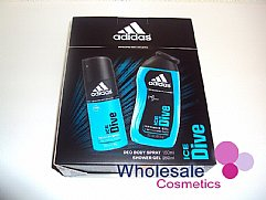 6 x Adidas Ice Dive Two Piece Gift Set