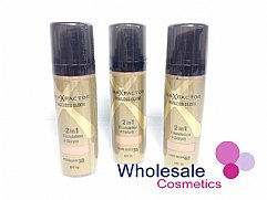 12 x Max Factor Ageless Elixir 2In1 Foundation - ASSORTED