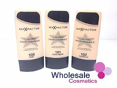 17 x Max Factor Lasting Performance Foundation - CLEARANCE
