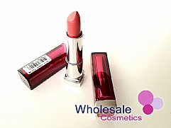 24 x Maybelline Colour Sensational Lipstick - 420 Coral Pop