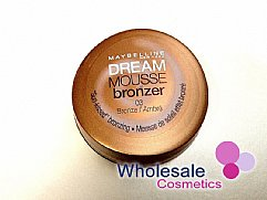 12 x Maybelline Dream Mousse Bronzer - No.3