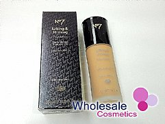 24 x Boots No.7 Lifting & Firming Foundation 30ml