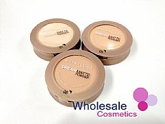 12 x Maybelline Dream Matte Powder Compact Foundation