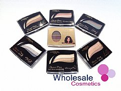 21 x L'Oreal Colour Appeal Quad Pro Eyeshadows - 303 Beige Taupe