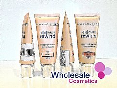 24 x Maybelline Instant Rewind Liquid Foundation (30 ml)