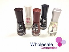 24 x Bourjois So Laque & Manicure Nail Polish - Assorted