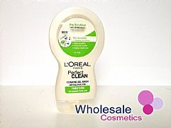 6 x L'Oreal Perfect Clean Foaming Gel Wash Purifying 150ml