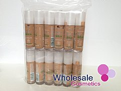 24 x Bourjois Bio Detox Organic Foundation - 57 Bronze