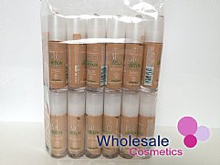 24 x Bourjois Bio Detox Organic Foundation - 56 Light Bronze