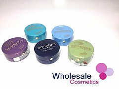 24 x Bourjois Little Round Pot Eyeshadow ASSORTED