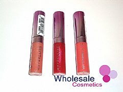 24 x Maybelline Watershine Gloss - ASSORTED