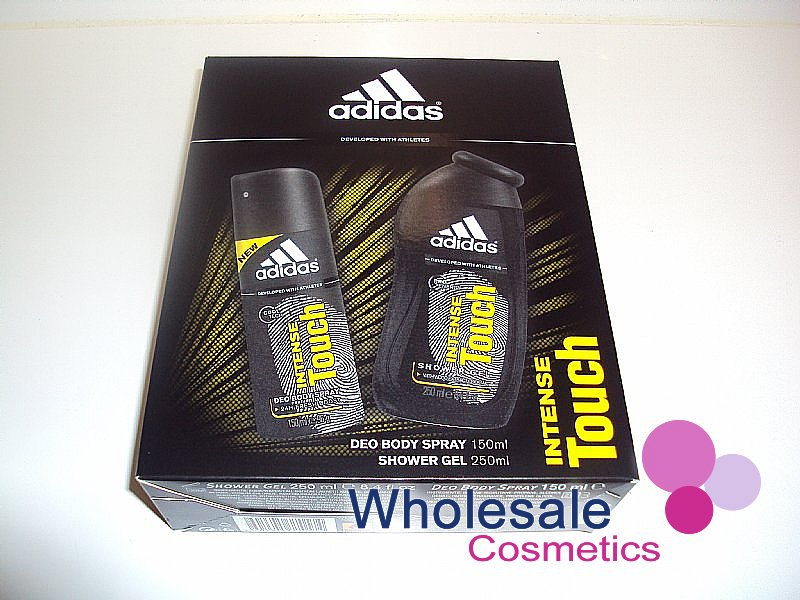 6 x Adidas Intense Touch Two Piece Gift Set