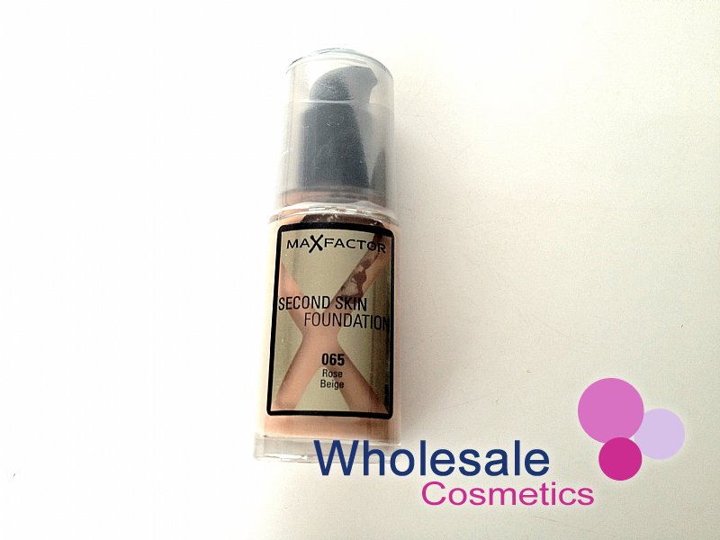 12 x Max Factor Second Skin Foundation - Rose Beige 30ml