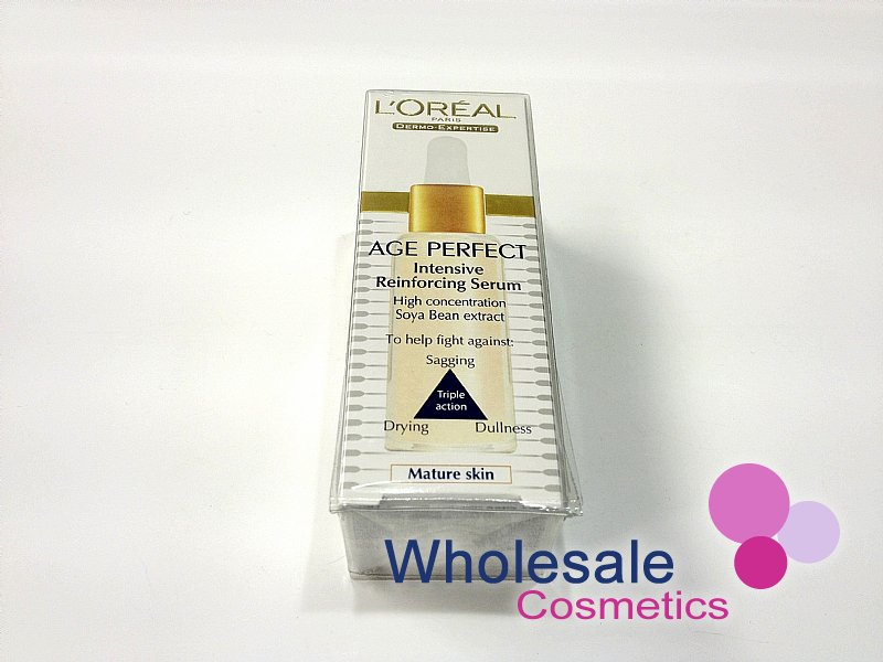 6 x L'Oreal Age Perfect Intensive Reinforcing Serum