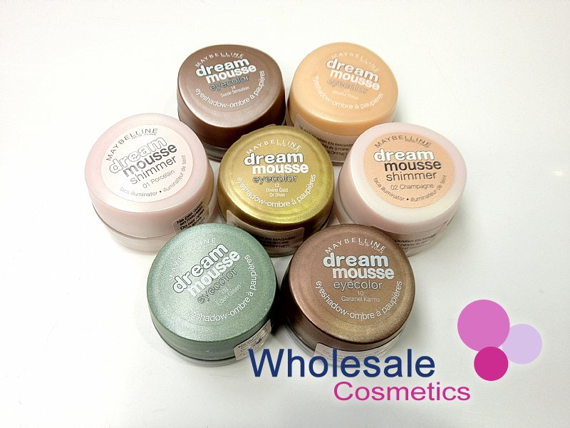 24 x Maybelline Dream Mousse Eye Colour