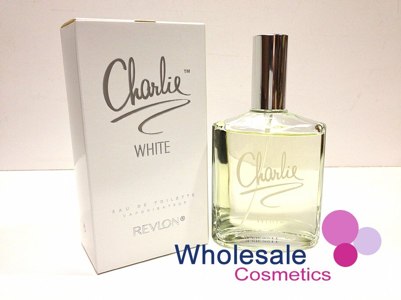 6 x Revlon Charlie White 100ml EDT