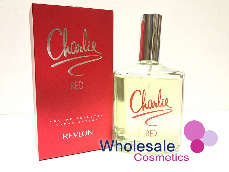 6 x Revlon Charlie Red 100ml EDT