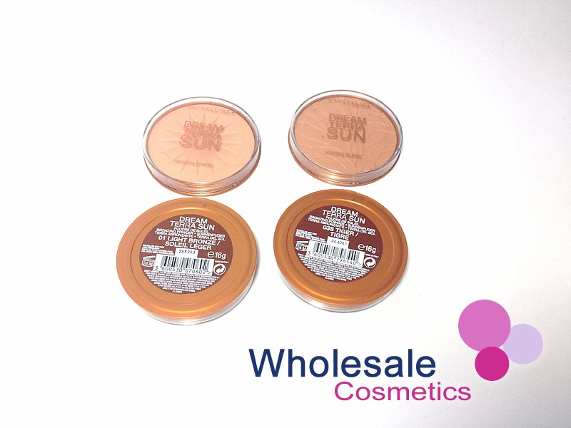 12 x Maybelline Dream Terra Sun Bronzing Powder